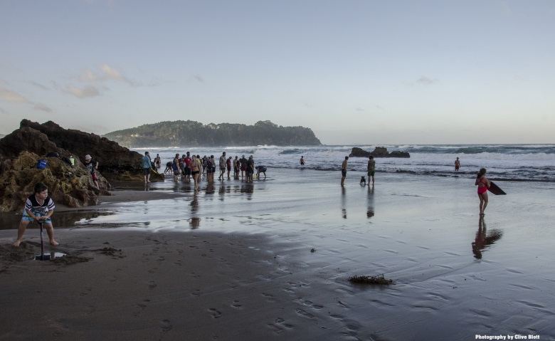 beach blott