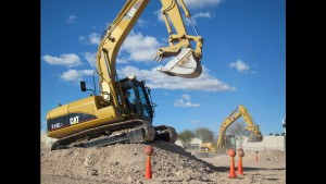 Dig This – a Las Vegas inspired digger attraction